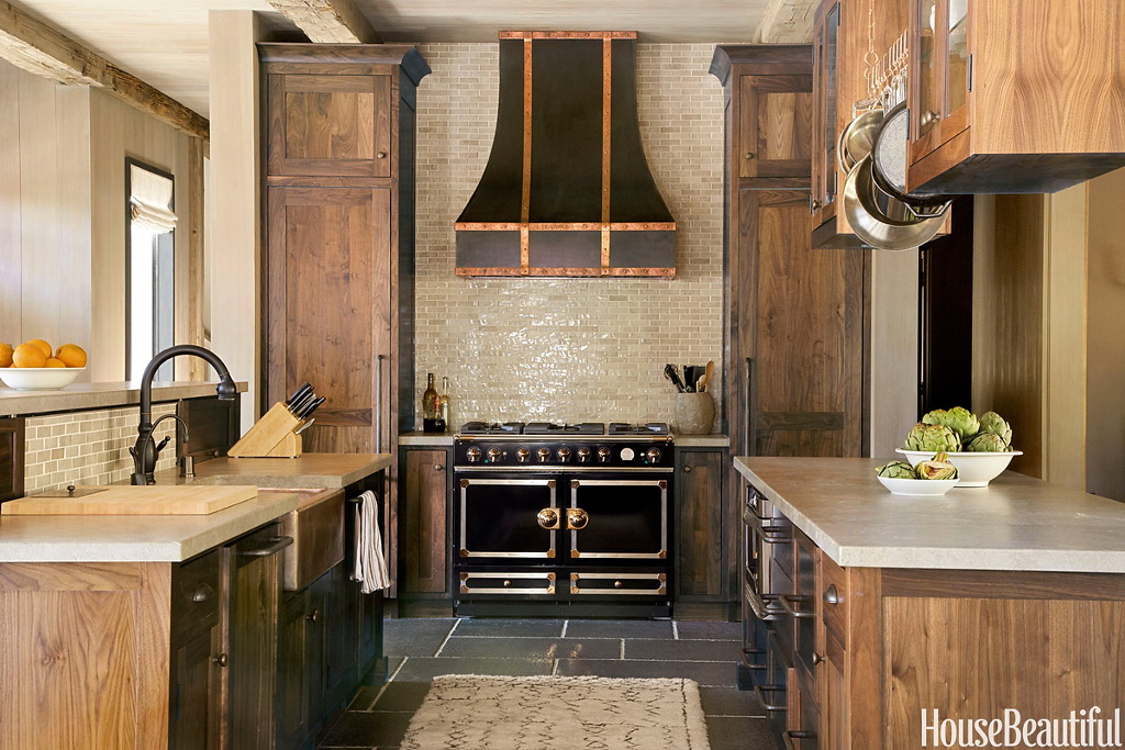 House Beautiful Rustic and Refined 5
