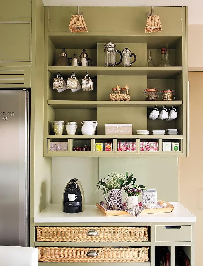 El Mueble Organiza la cocina y tenlo todo a mano 2