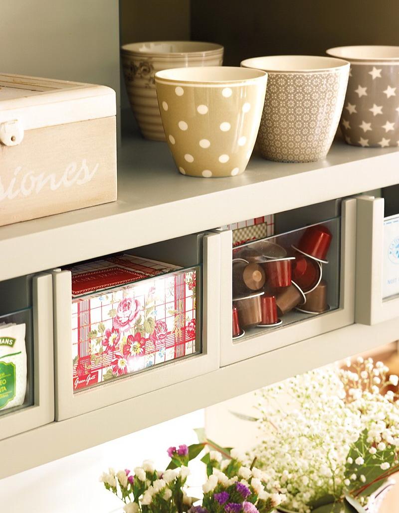 El Mueble Organiza la cocina y tenlo todo a mano 3
