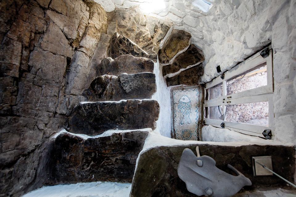 Espacio Living Una casa de piedra inspiradora 3