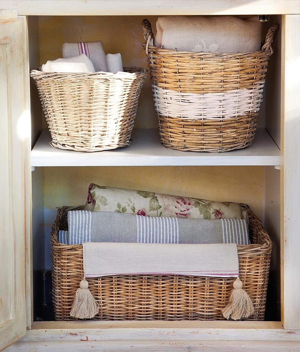 El Mueble Organiza el vajillero todo a mano y bien ordenado 6