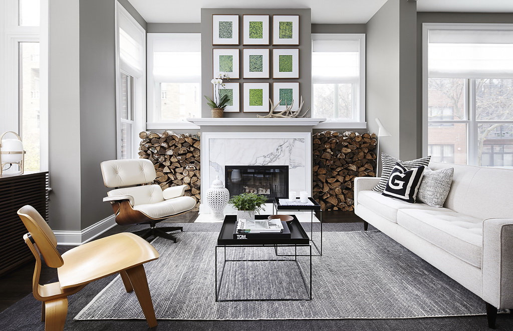 HOMEPOLISH Chic and Modern in Chicago 1