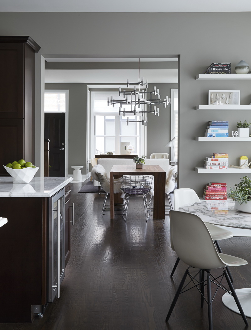 HOMEPOLISH Chic and Modern in Chicago 9
