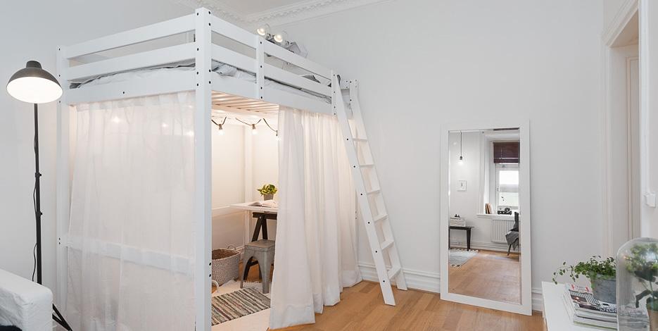 1 room 36 m2 3