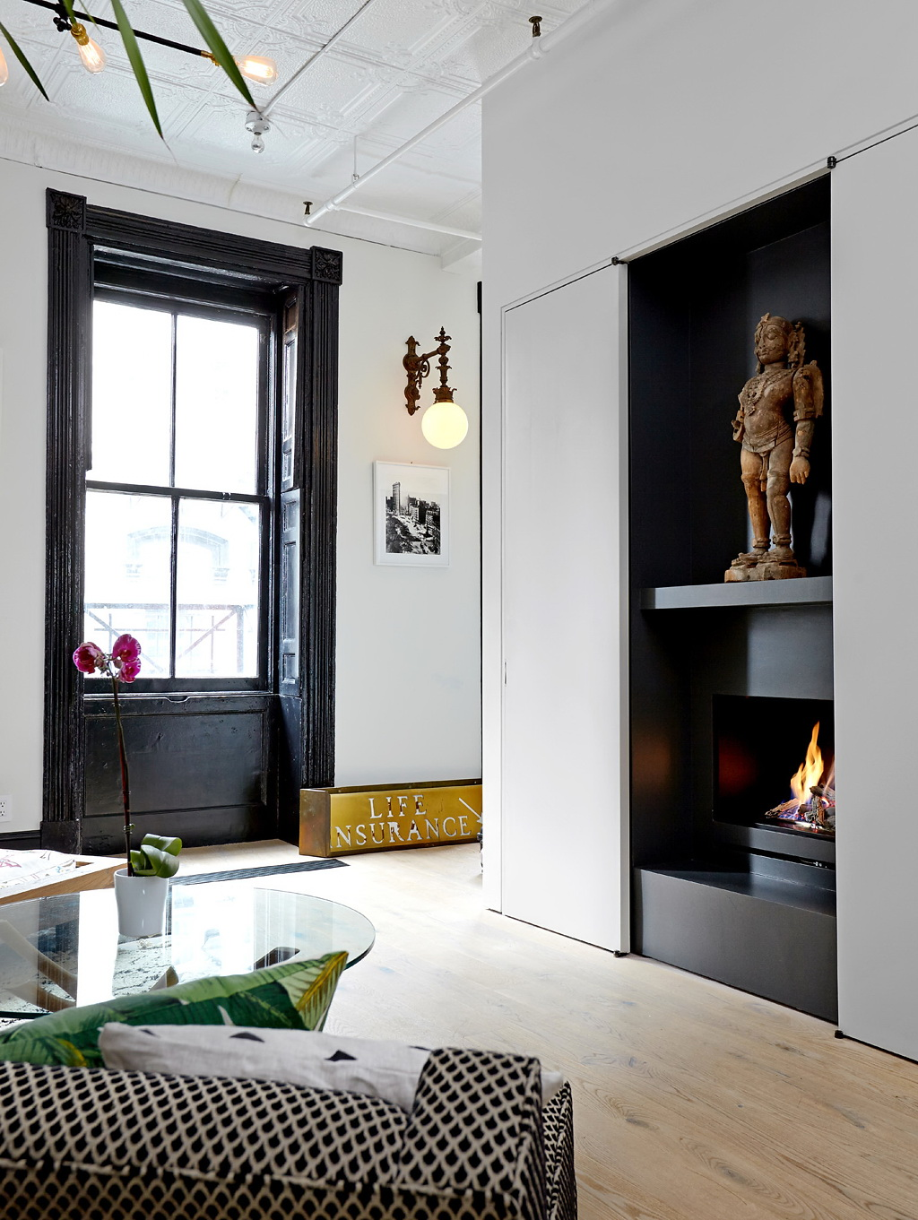 NYTimes A Victorian Loft With Creature Comforts 5