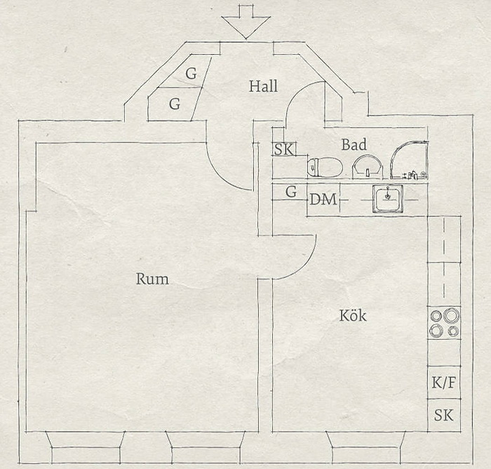 1-room-42-m2-plan