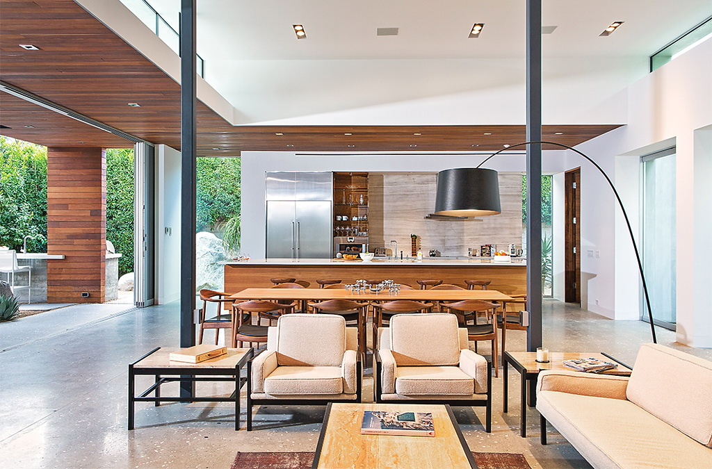Dwell Vacation Home in the California 3