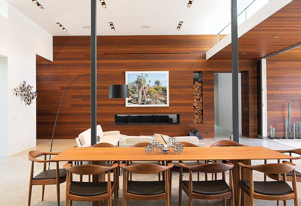 Dwell Vacation Home in the California 4