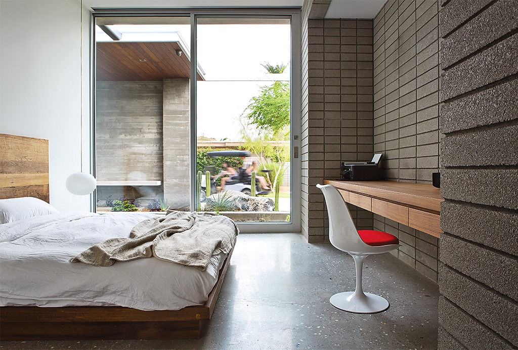 Dwell Vacation Home in the California 7