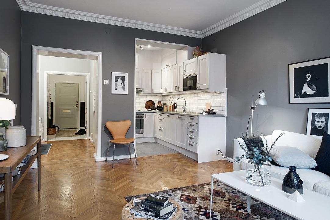 2 room 63 m2 2