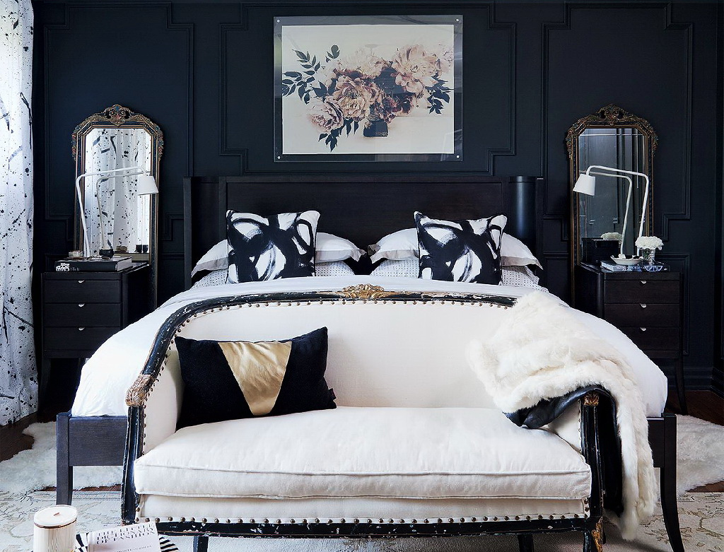 Style At Home Bedroom Decor 1