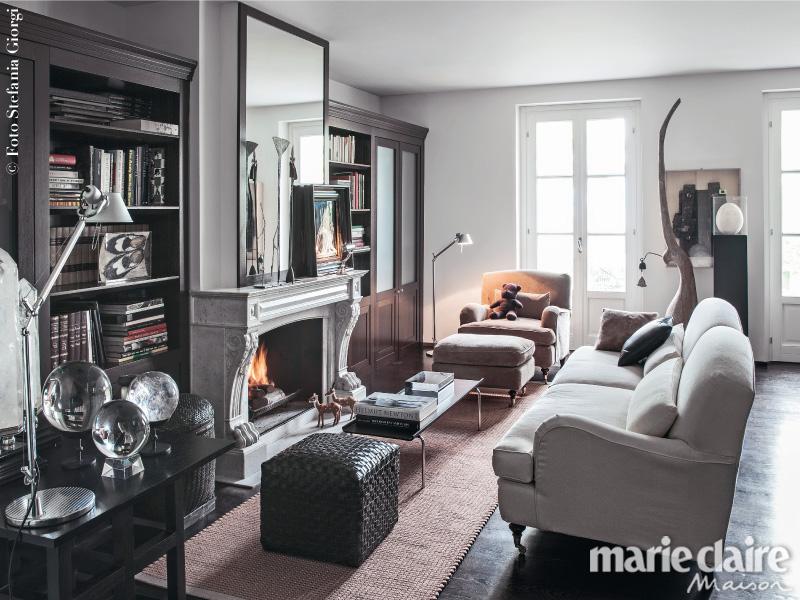 Marie Claire Maison A Bellagio nella villa di Giorgio Pulici 1