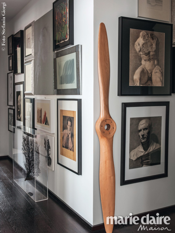 Marie Claire Maison A Bellagio nella villa di Giorgio Pulici 8