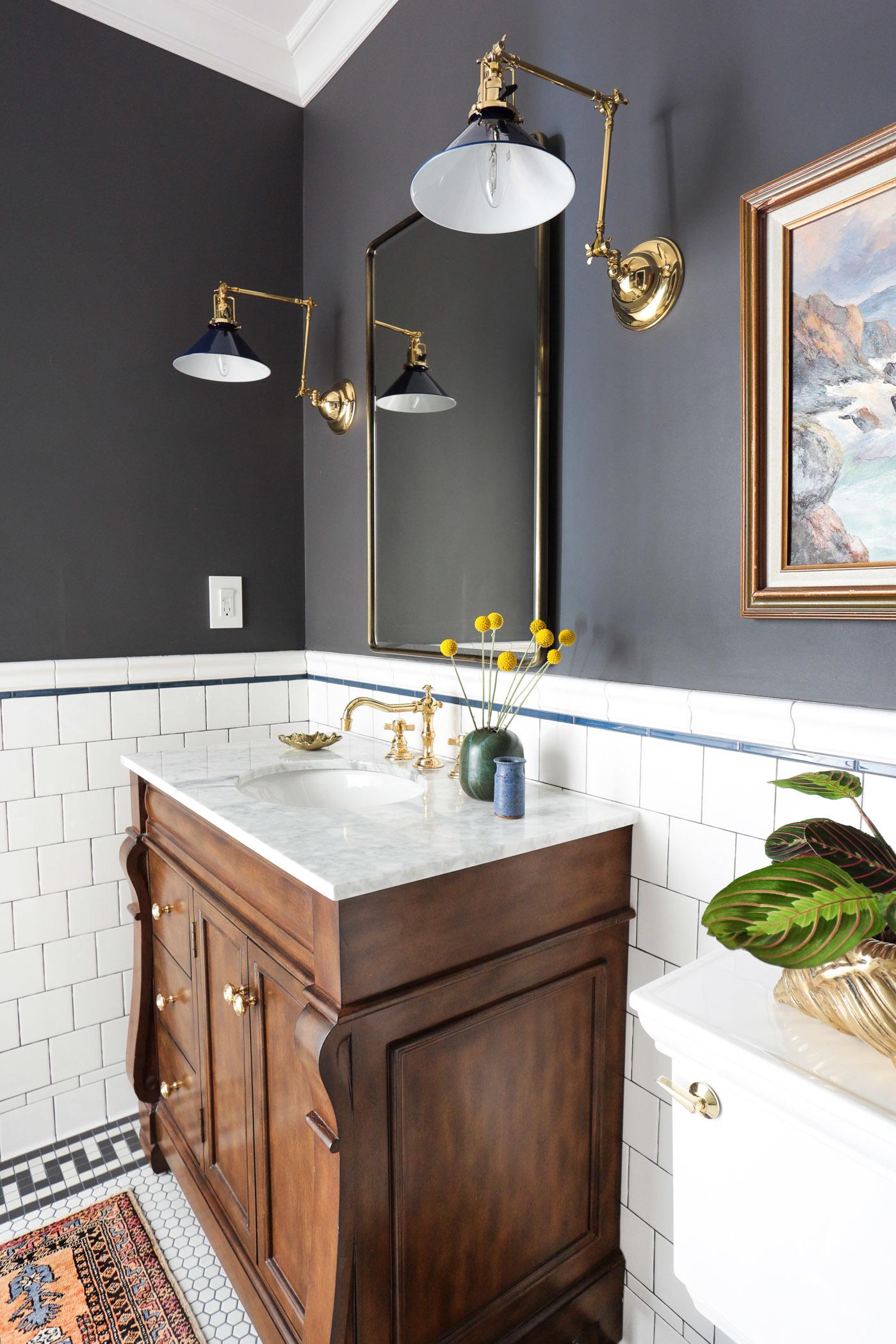 Como decorar un cuarto de ba o moderno - Como decorar un cuarto de bano ...
