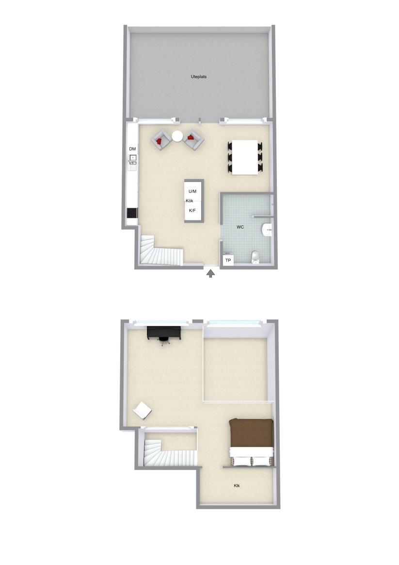 Квартира 65 кв.м. 16