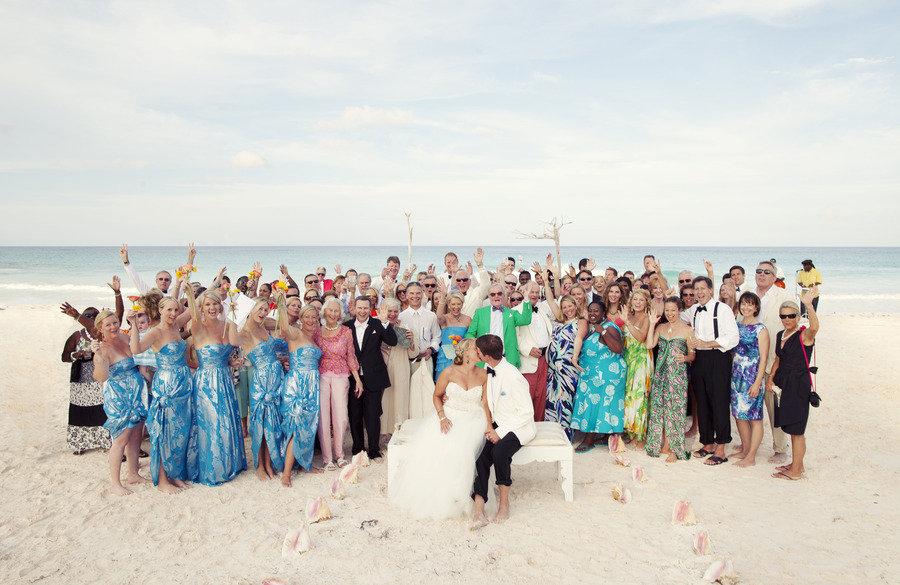 Свадьба на Багамах 015