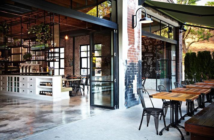 Кафе в Австралии 3