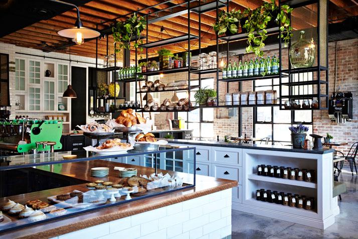 Кафе в Австралии 8