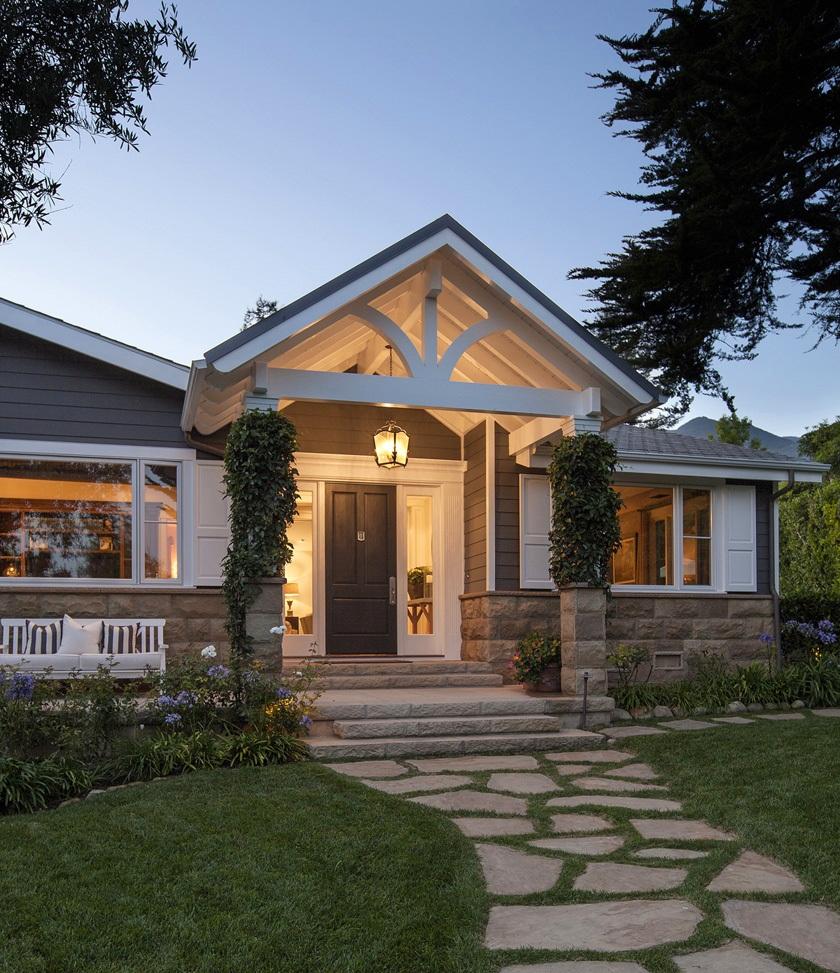 Дом в Калифорнии 1