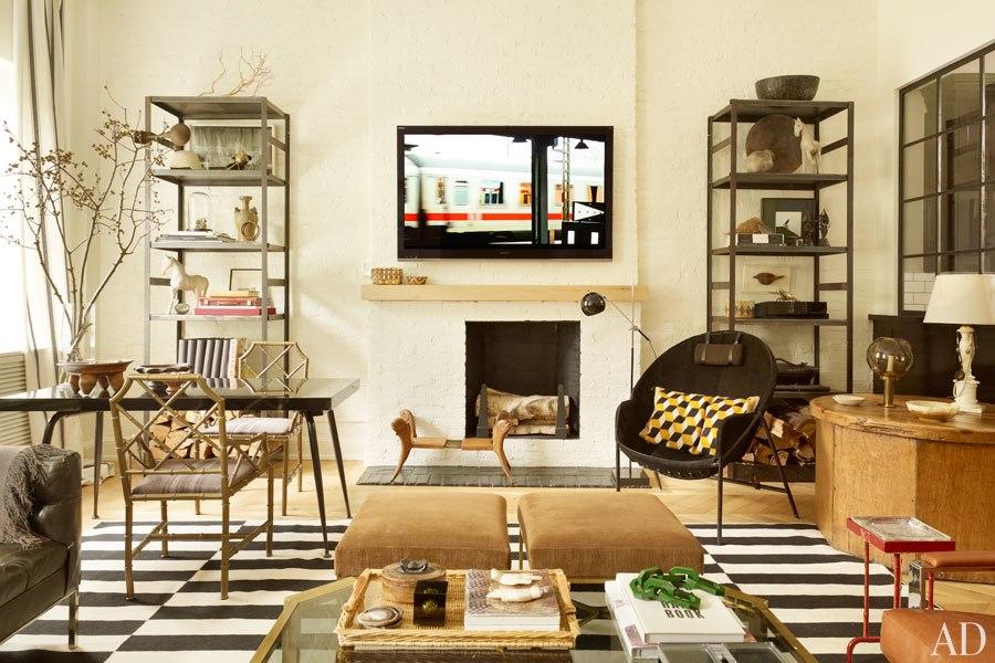 Apartamento de designer Nate Berkus 1