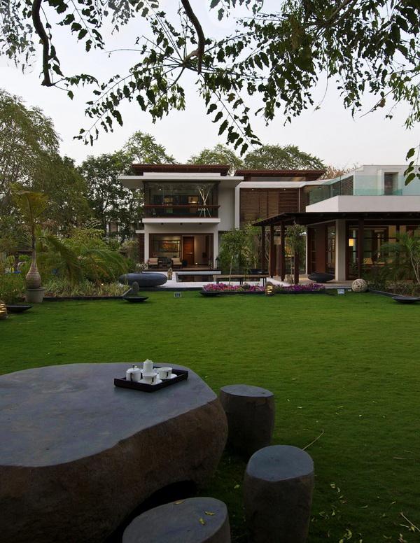 Дом в Индии 1