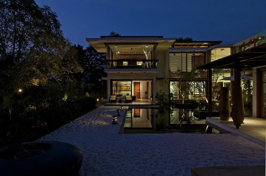 Дом в Индии 2