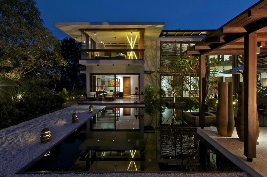 Дом в Индии 3