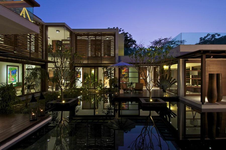 Дом в Индии 4