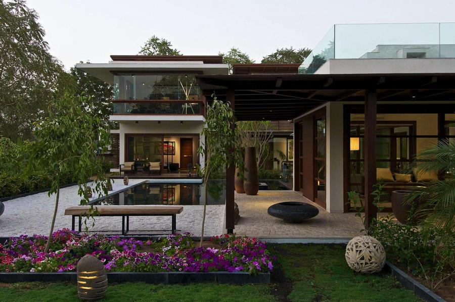 Дом в Индии 6