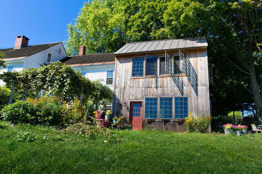 Дом в Массачусетсе 21