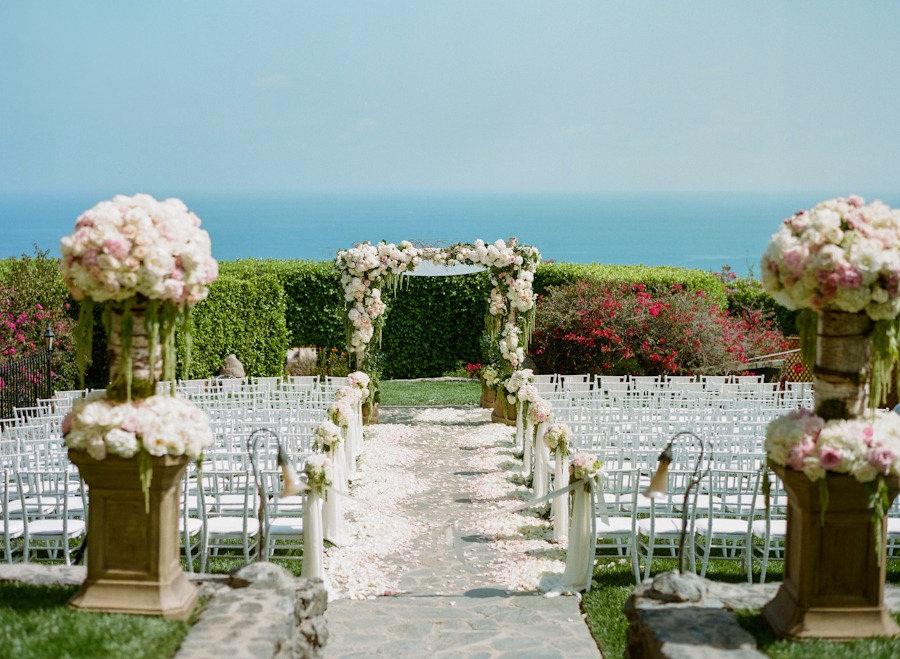Детали: свадьба в Малибу 8