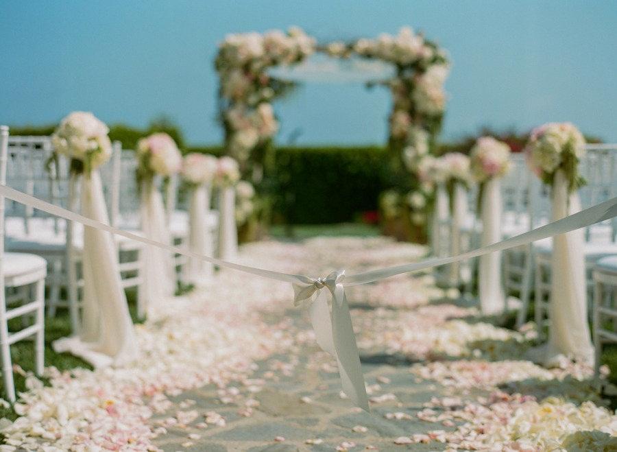 Детали: свадьба в Малибу 8a