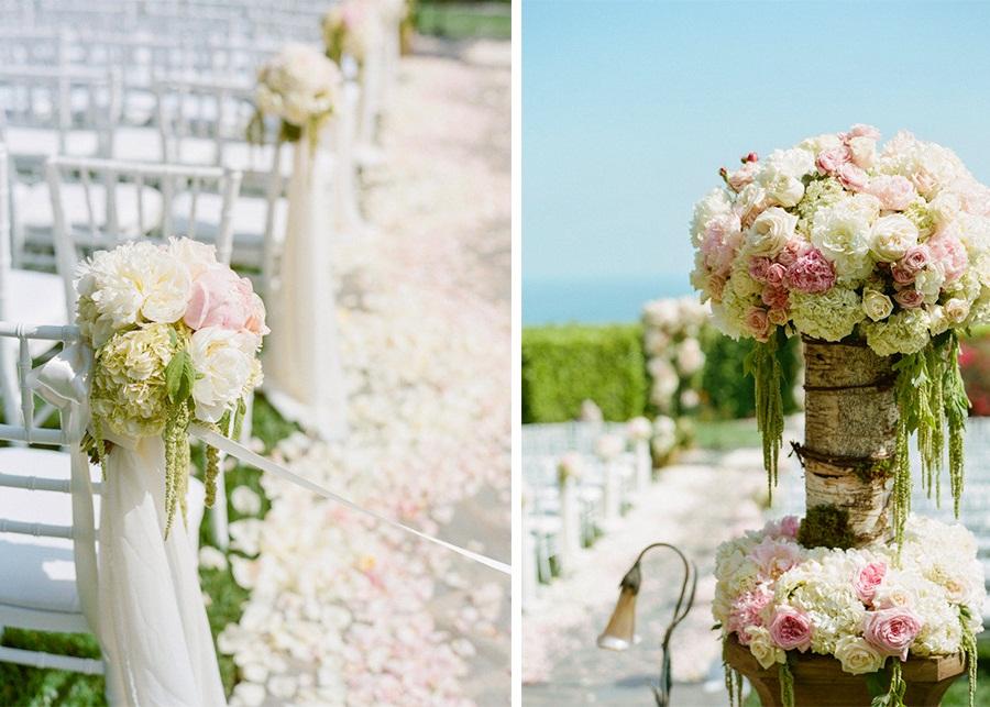 Детали: свадьба в Малибу 9