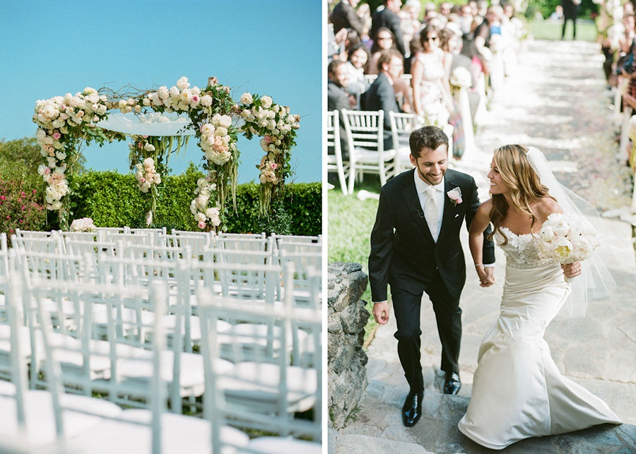 Детали: свадьба в Малибу 10