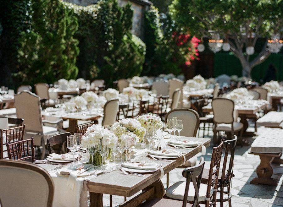 Детали: свадьба в Малибу 12