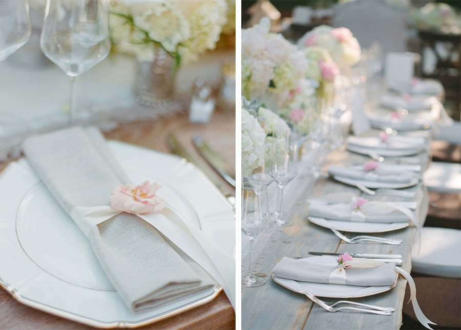 Детали: свадьба в Малибу 14