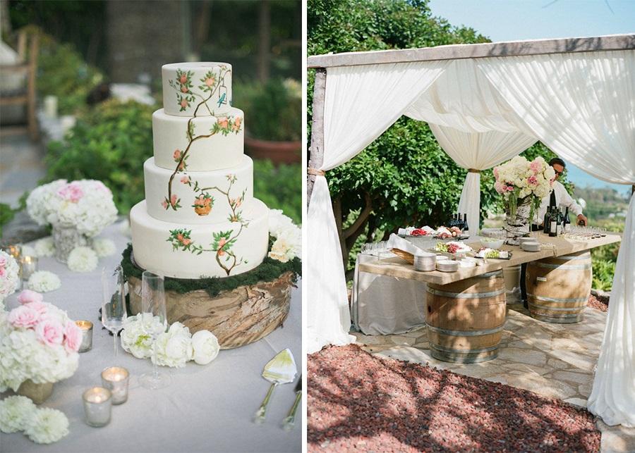 Детали: свадьба в Малибу 16