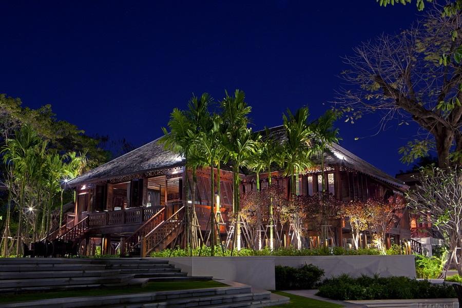 Отель в Тайланде 137 Pillars House 1