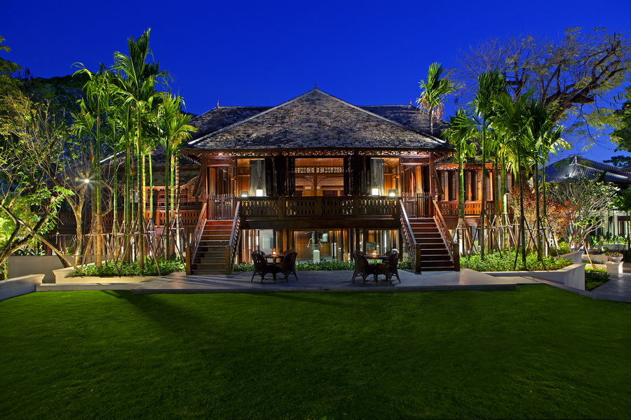 Отель в Тайланде 137 Pillars House 2