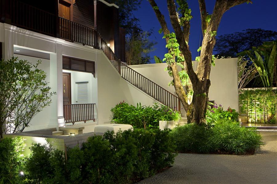 Отель в Тайланде 137 Pillars House 5