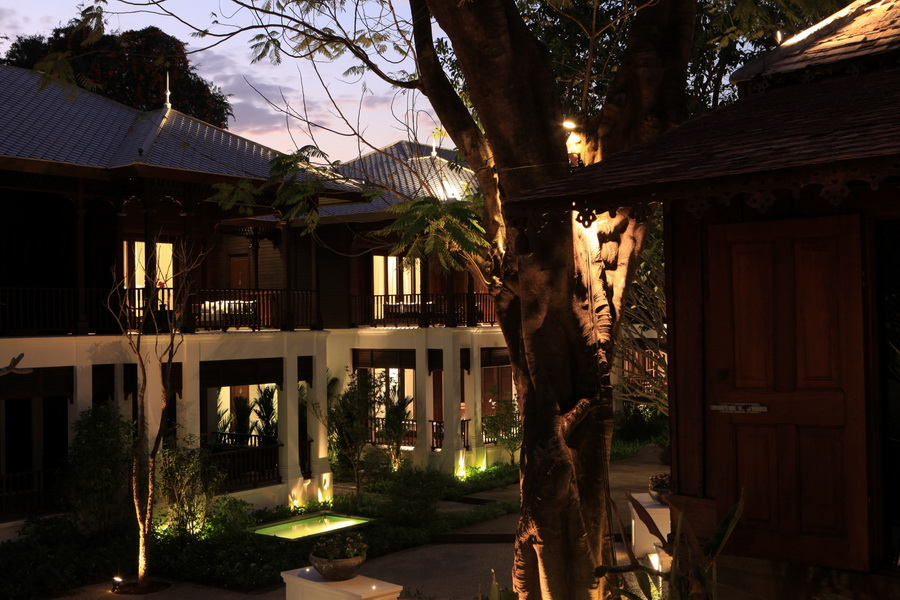 Отель в Тайланде 137 Pillars House 7