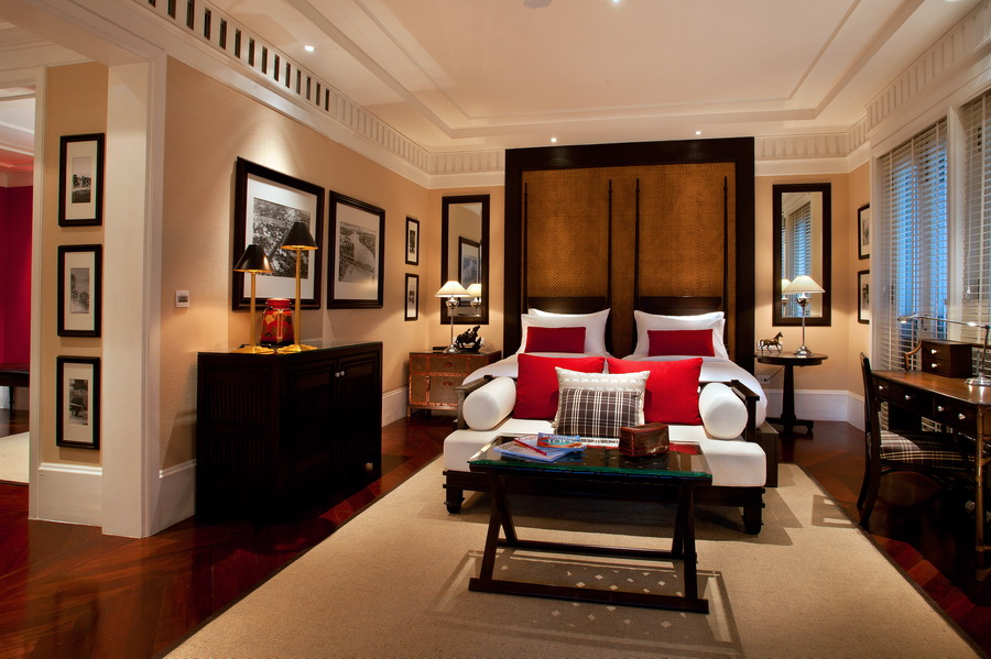 Отель в Тайланде 137 Pillars House 9