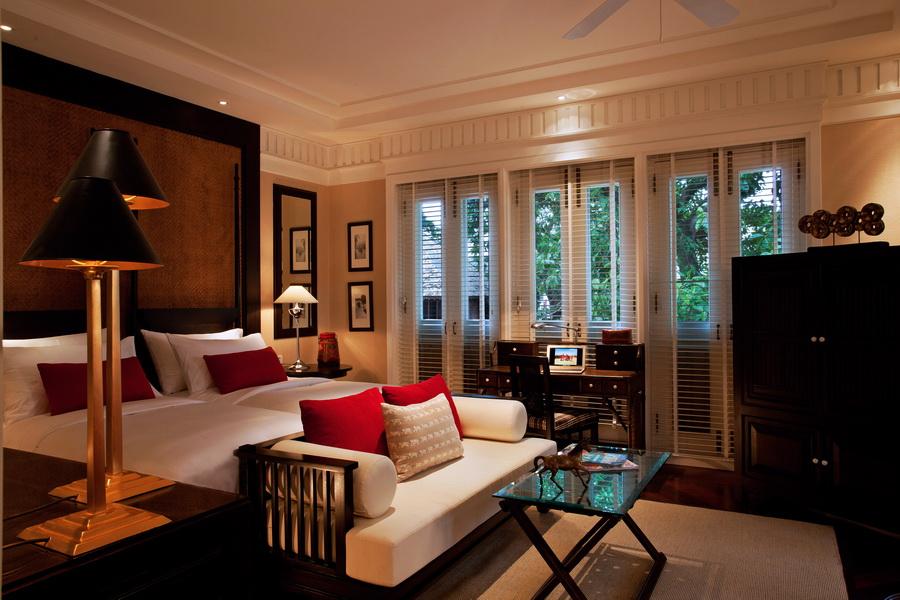 Отель в Тайланде 137 Pillars House 10