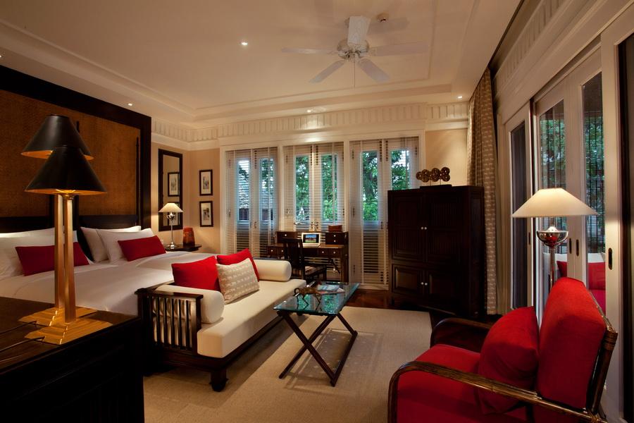 Отель в Тайланде 137 Pillars House 13