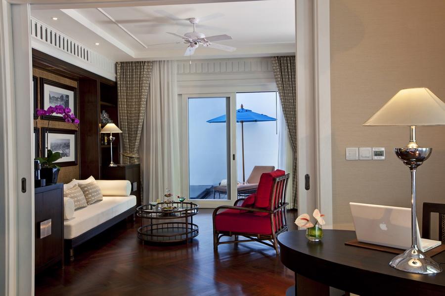 Отель в Тайланде 137 Pillars House 17