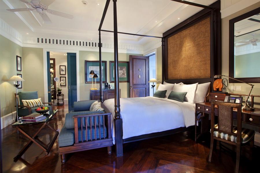 Отель в Тайланде 137 Pillars House 20