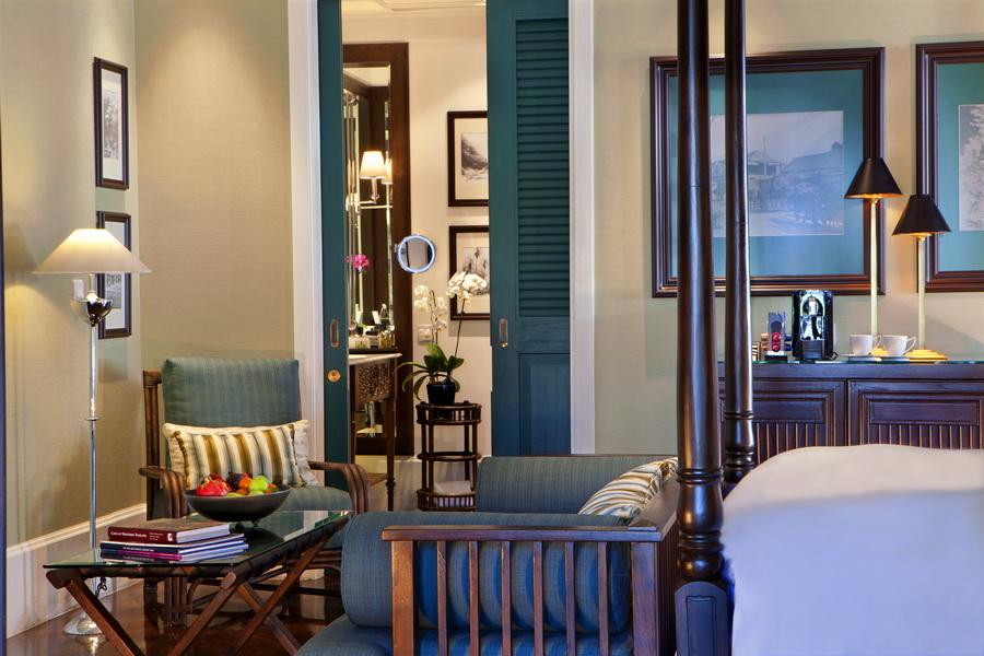Отель в Тайланде 137 Pillars House 21