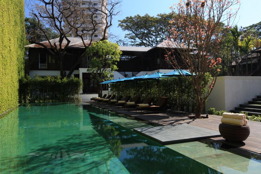 Отель в Тайланде 137 Pillars House 26