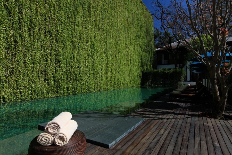 Отель в Тайланде 137 Pillars House 27
