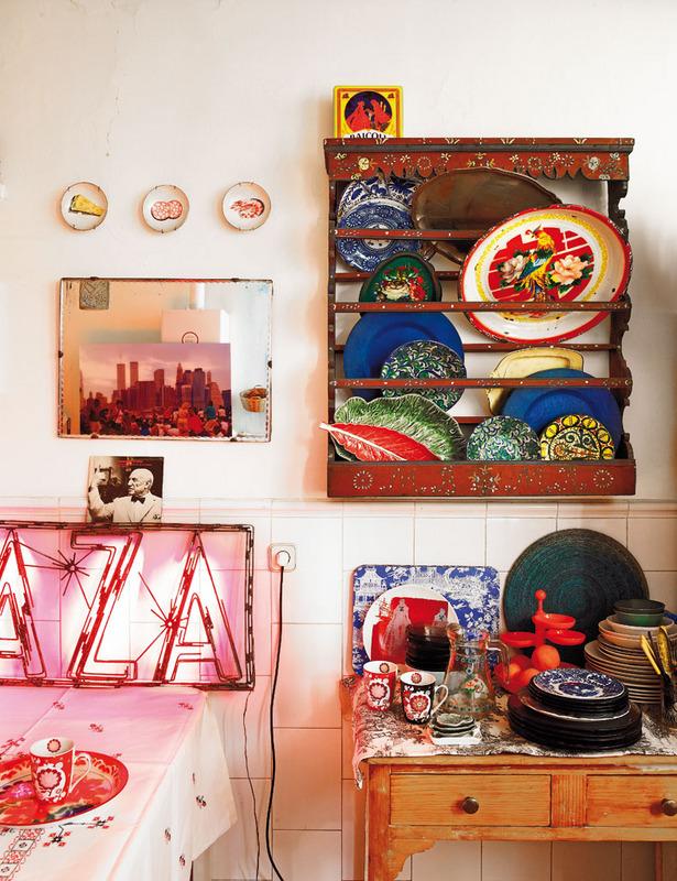 Детали: квартира в Мадриде 5